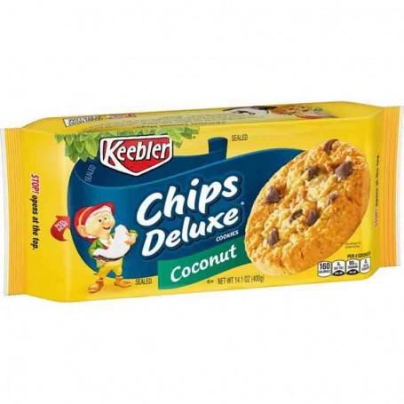 Keebler chips deluxe coconut cookie