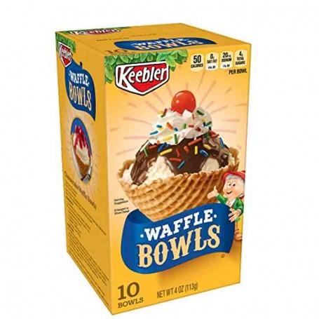 Keebler waffle bowl