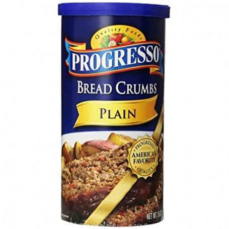 Progresso bread crumbs plain
