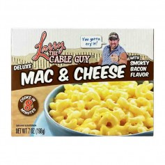 Larry the cable guy deluxe mac and cheese