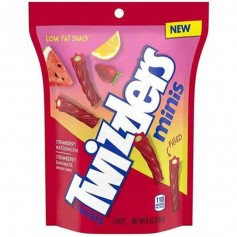 Twizzlers minis filled