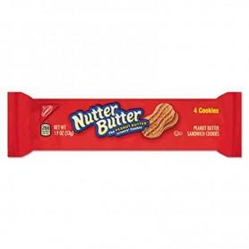 Nutter butter peanut butter single serve 56G