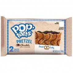 Pop tarts pretzel chocolate single