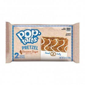 Pop tarts pretzel cinnamon sugar single