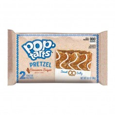 Pop tarts pretzel cinnamon sugar single