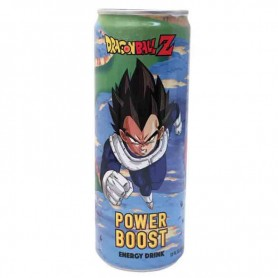 Dragon ball Z vegeta energy drink
