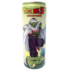 Dragon ball Z piccolo energy drink