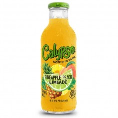 Calypso pineapple peach limeade