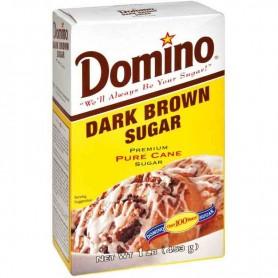 Domino dark brown sugar 453G