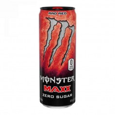 Monster maxx rad red