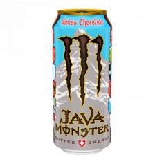 Monster java swiss chcolate
