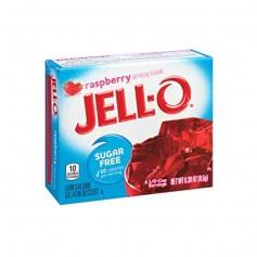 Jell-O Gellée à la framboise sans sucre