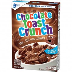 Chocolate toast crunch