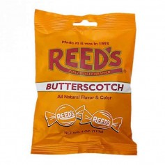 Reed's butterscotch candy