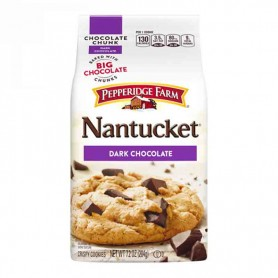 Nantucket double chocolate dark chocolate