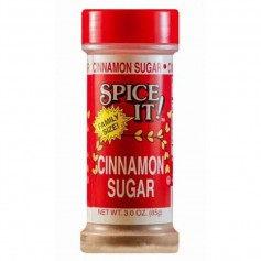 Spice it cinnamon sugar family size
