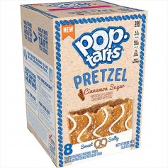 Pop tarts pretzel cinnamon sugar