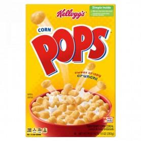 Kellogg's corn pops cereals