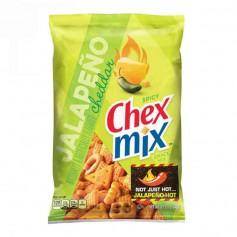 Chex mix jalapeño cheddar