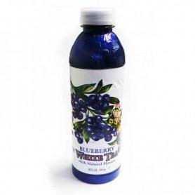 Arizona blueberry white tea bottle