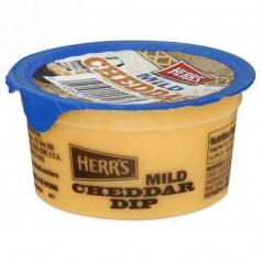 Herr's mild cheddar