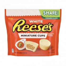 Reese's miniature cups white share pack