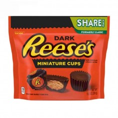 Reese's miniature cups dark share pack