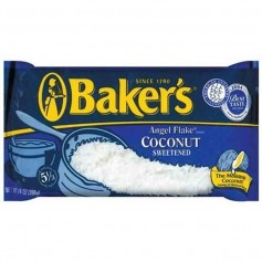 Baker's angel flakes coconut