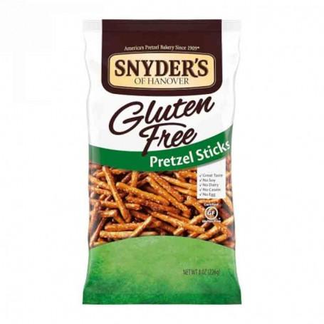 Snyder's gluten free pretzel sticks