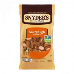 Snyder's sourdough nibblers