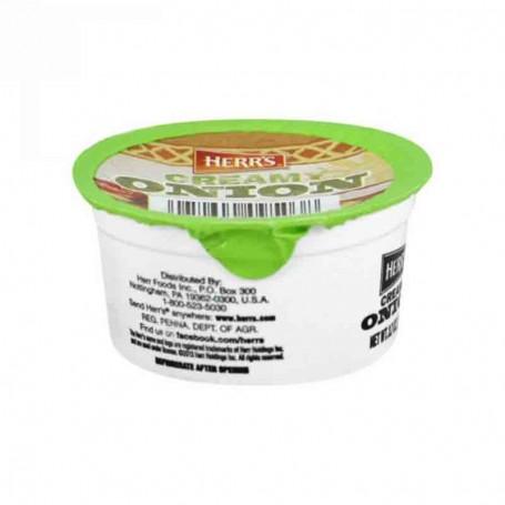 Herr's cream onion