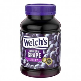 Welch's concord grape jelly 850G