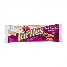Turtle dark chocolate almond