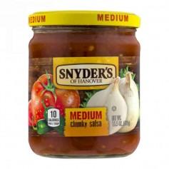 Snyder's chunky salsa medium
