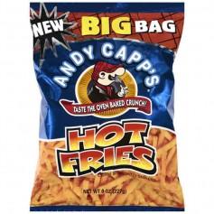 Andy capp's hot fries big bag