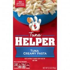 Tuna helper creamy pasta