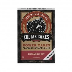 Kodiak pancake mix cinnamon oat