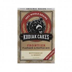Kodiak pancake mix buttermilk and honey