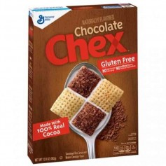 Chocolate chex cereal