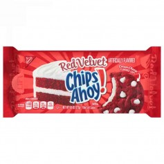 Chips ahoy ! red velvet cookie