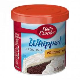 Betty crocker whipped cream frosting