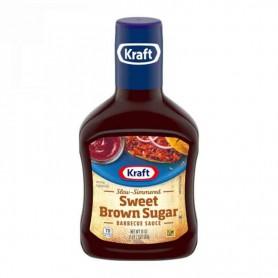 Kraft sweet brown sugar bbq sauce