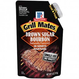 Grill mates marinade brown sugar bourbon