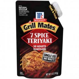 Grill mates marinade 7 spice teriyaki
