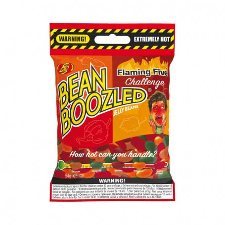 Bean boozled flaming five sachet