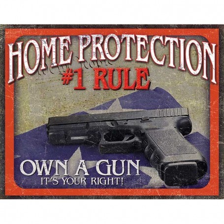 Home protection 1 rule