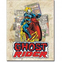 Ghost rider cover splash