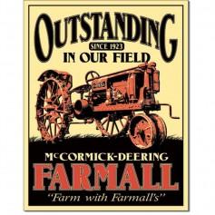Farmall oustanding