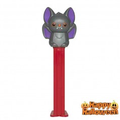 Pez halloween bat