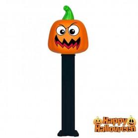 Pez halloween pumpkin